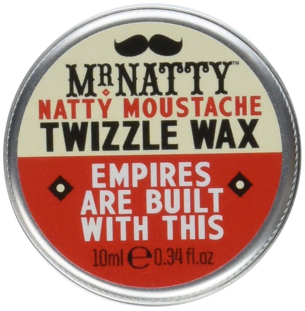 Mr. Natty Natty's Moustache Twizzle Wax BC0002
