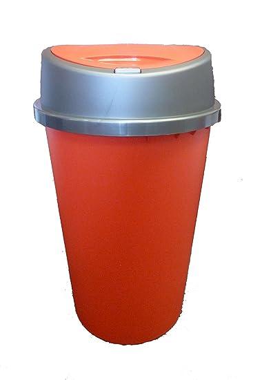 Amazon.com: 25L parte superior Bin/basura/Cubo de basura ...