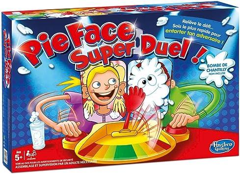 Hasbro Pie Face - Juego de Mesa: Amazon.es: Juguetes y juegos