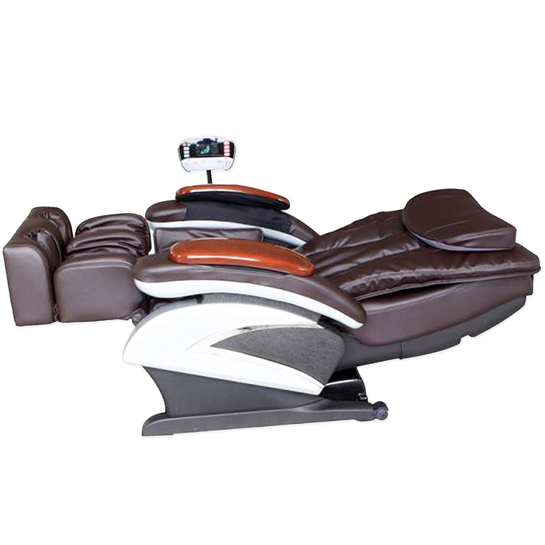 Amazon Black Full Body Shiatsu Massage Recliner Chair heater