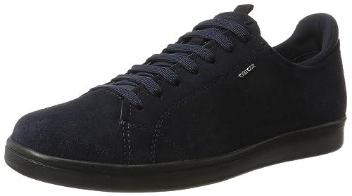 Geox U Warrens A, Zapatillas para Hombre: Amazon.es: Zapatos y complementos