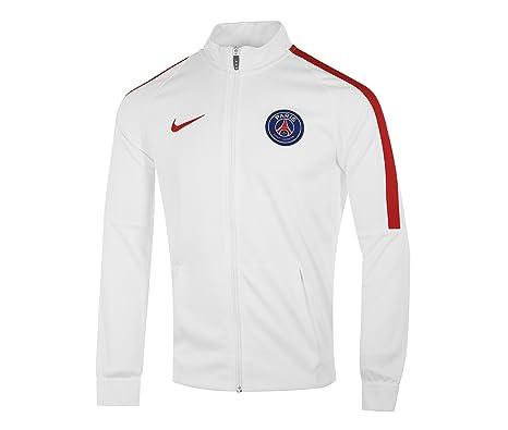 Nike Paris Saint Germain M Nk Dry Strke TRK Jkt K Chaqueta ...