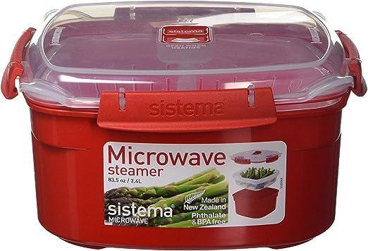 Sistema Contenedor Grande Para Microondas 1,3 L