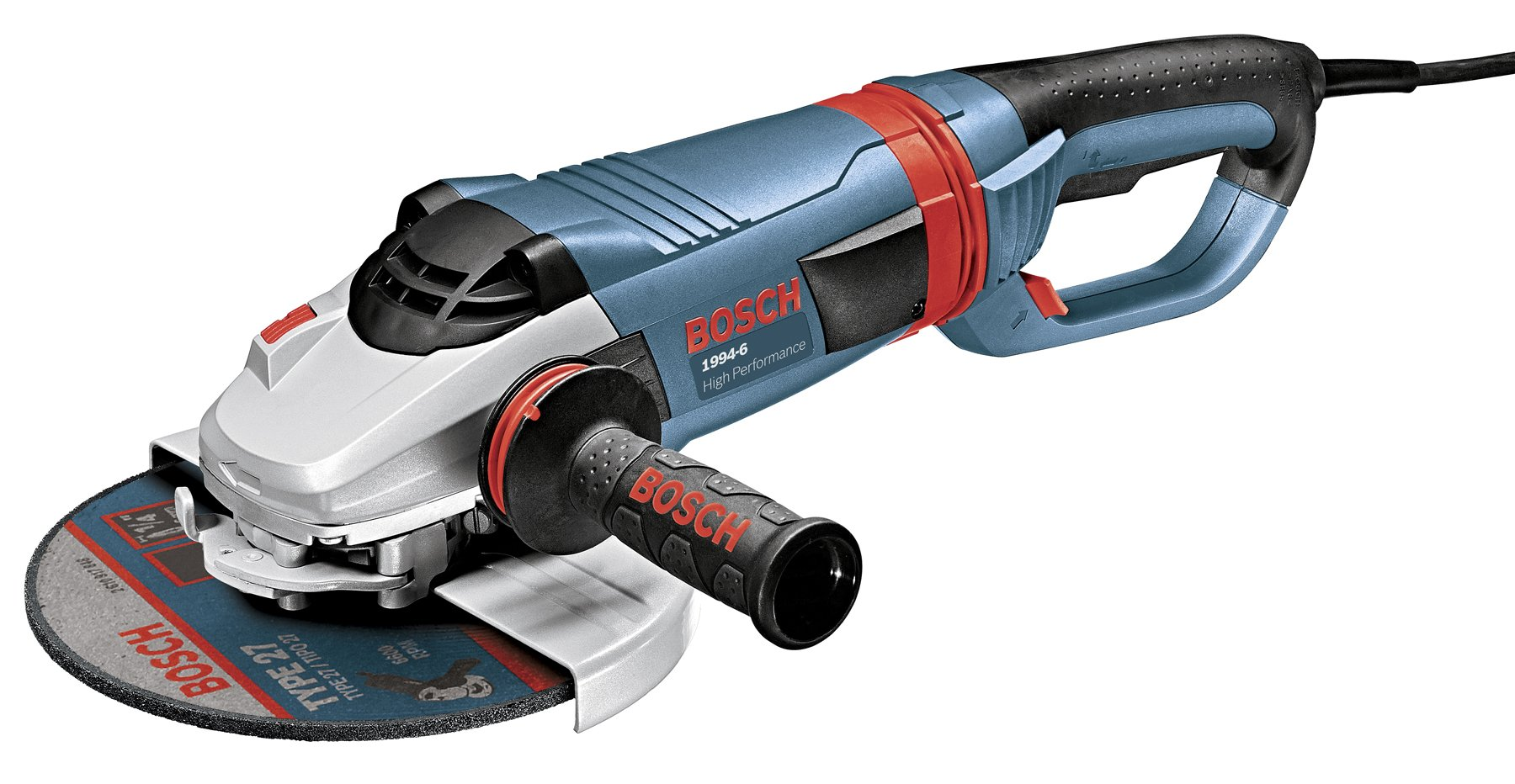 Bosch 1994-6 9-Inch Large Angle Grinder