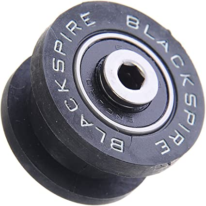 Blackspire Single Ring Roller Kit With Hardware Red