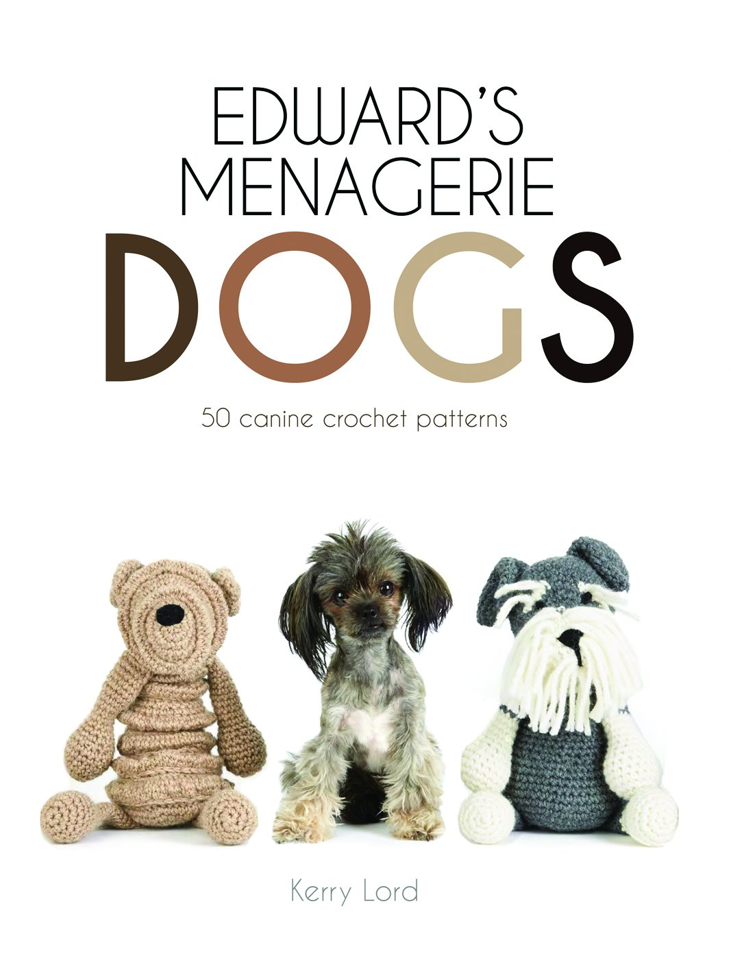 Edward's Menagerie: Dogs: 50 canine crochet patterns: Amazon