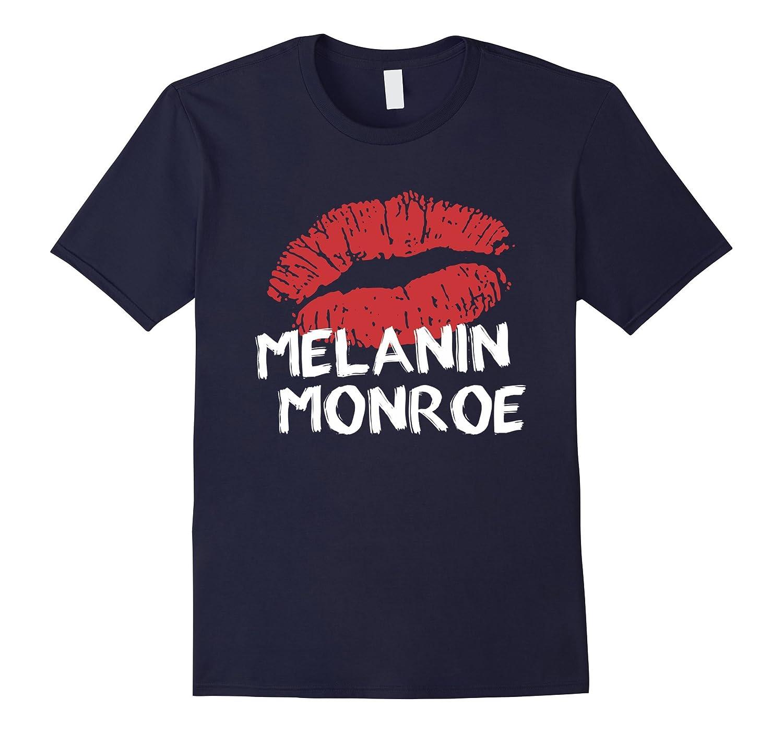 Womens Melanin Poppin Shirt Gift-Newstyleth