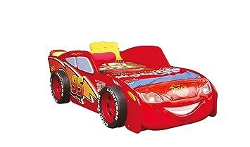 Kinderbett junge cars  Autobett Kinderbett Cars Lightning McQueen Bett Bett Kinder Disney ...