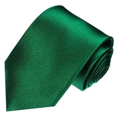 LORENZO CANA - Corbata - Básico - para hombre Verde Dunkelgrün ...