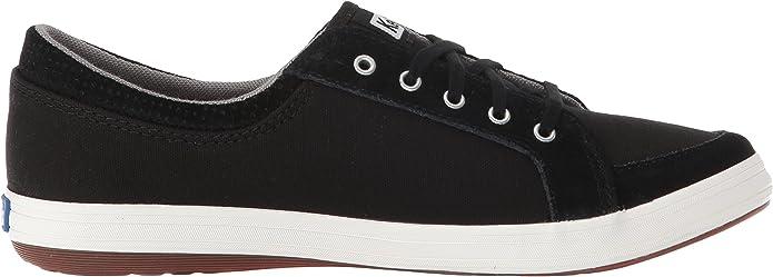 Vollie Ii Canvas/Perf Suede Sneaker