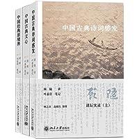 顾随名家名作:中国古典诗词感发+中国古典文心+中国经典原境界(套装共3册)