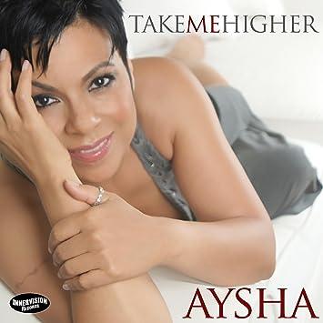 Resultado de imagen de Aysha take me higher cd