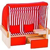 Goki - 2040688 - Maison De Poupée - Chaise De Plage