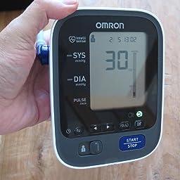 Amazon.es:Opiniones de clientes: OMRON M7 Intelli IT - Tensiómetro de brazo, Bluetooth, aplicación OMRON Connect para móviles, tecnología Intelli Wrap Cuff