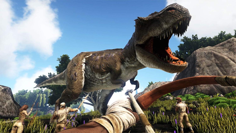 Amazon com: ARK: Survival Evolved - PlayStation 4: Video Games