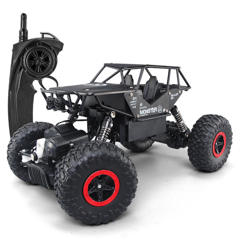 SZJJX RC Cars Off-Road Rock Vehicle Crawler Truck