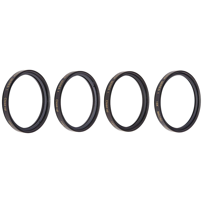 Vivitar 40.5mm Close Up Lens Set +1 +2 +4 +10 by Vivitar