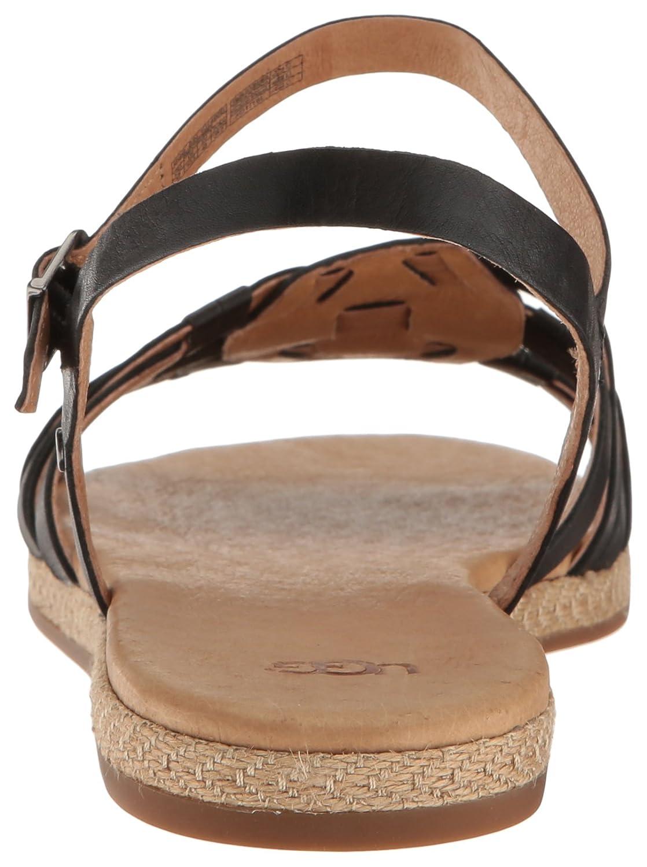 48ccf7cf05d96 UGG Australia Women s Larisa Flat Sandal  Amazon.co.uk  Shoes   Bags