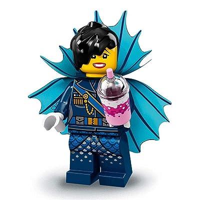 LEGO Ninjago Movie Minifigures Series 71019 - Shark Army General #1: Toys & Games