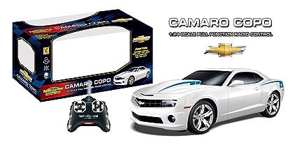 Amazon Com 2013 Chevrolet Camaro Copo Rc Remote Control Sports Car