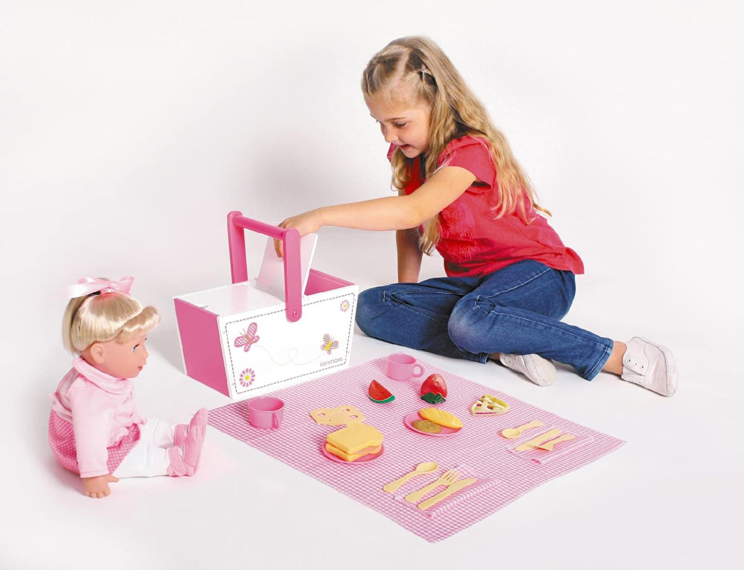 My First Kenmore Picnic Set Pretend Play Toy Ny First Kenmore SG/_B00NB89EVO/_US