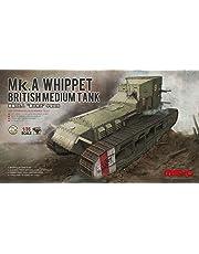 Meng 1/35 Mk.A Whippet British Medium Tank