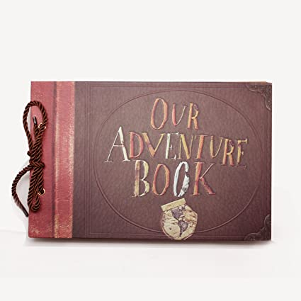 Amazon Xdobo Classic Cover Our Adventure Photo Album Diy Photo