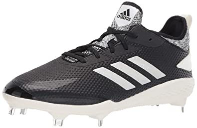 more photos ac71d eb083 adidas Men s Adizero Afterburner V, Black Cloud White Grey, 10 M US