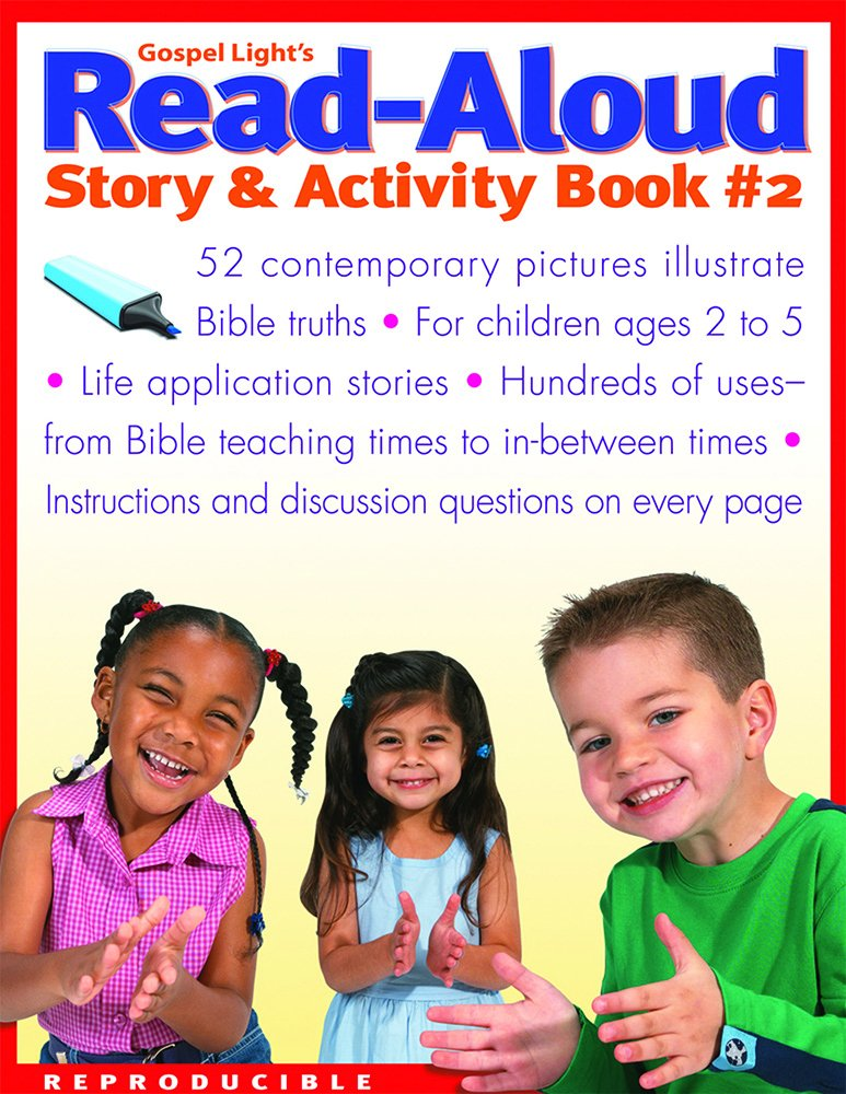 Read Online Read Aloud Story and Activity Book #2 (Bk. 2) PDF