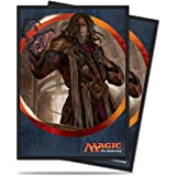 Magic the Gathering: Aether Revolt Standard Deck Protectors - Tezzeret the Schemer (80)
