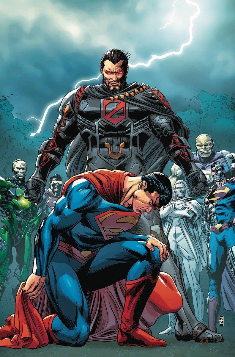 Download Action Comics #981 pdf epub