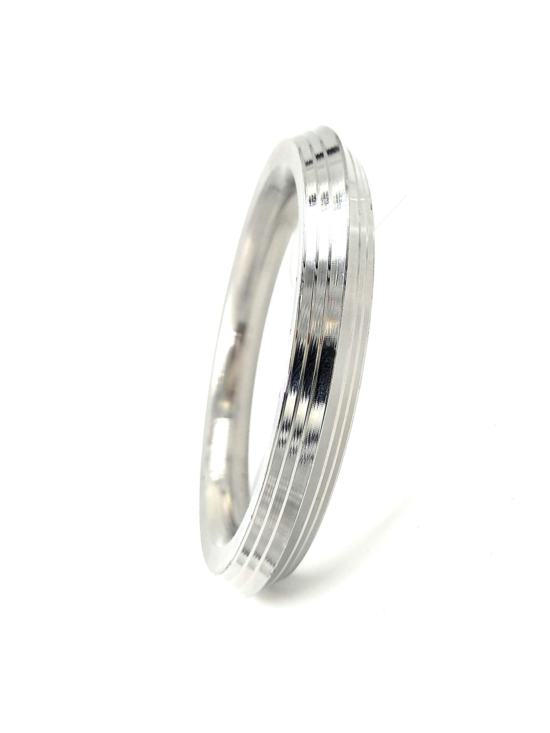 Shinde Exports heavy stylish punjabi Stainless Steel Sikh Kada for men 11mm thick, 160gms in weight product image