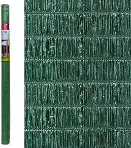 Seto Artificial de ocultación Verde de plástico para jardín - LOLAhome: Amazon.es: Jardín