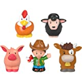 Fisher-Price Little People Farmer & Animals Figure Pack