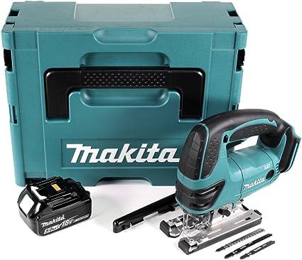 Makita djv181zj 18 V Li-Ion Batterie Scie sauteuse SOLO Makpac-sans batterie /& Chargeur