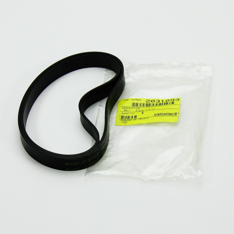 Bissell 2106679 Vacuum Beater Bar Belt Genuine Original Equipment Manufacturer (OEM) Part