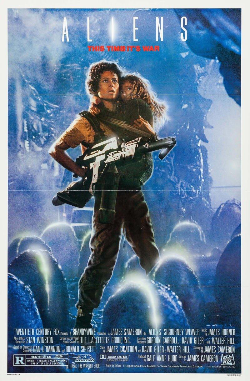 Image result for aliens original poster