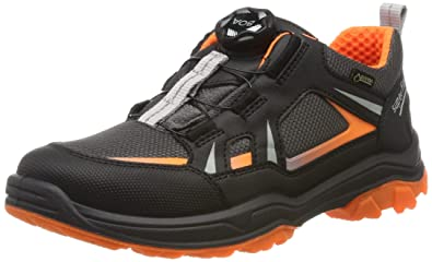 size 40 e0ae6 6438c Superfit Jungen Jupiter Sneaker, (Grau/Grün 20), 39 EU ...
