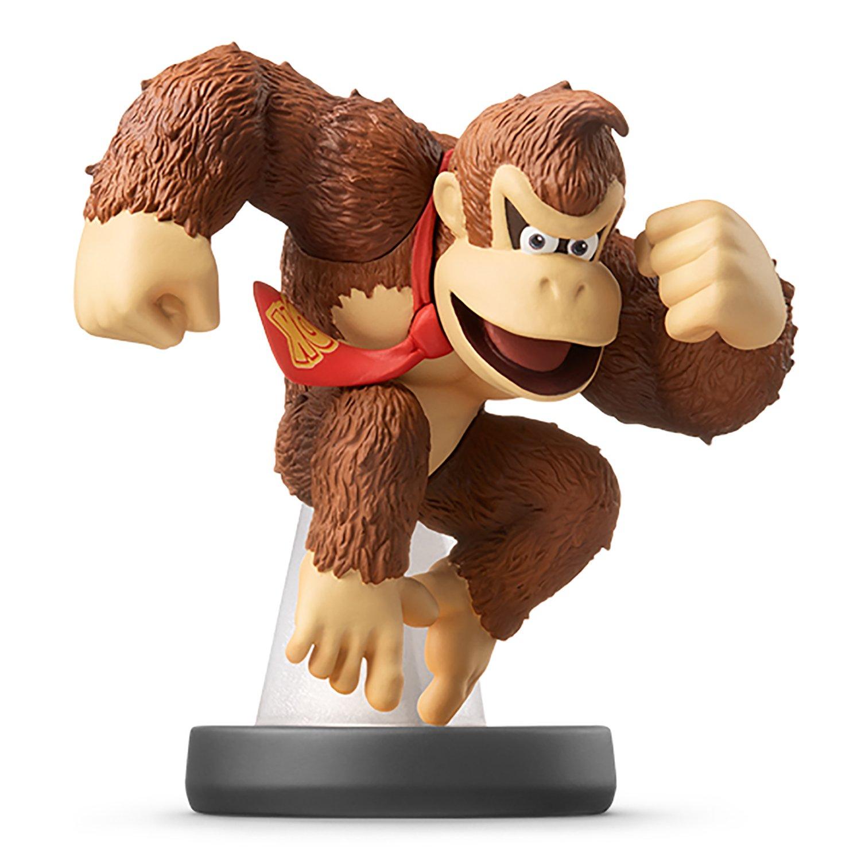 Donkey Kong amiibo - Japan Import (Super Smash Bros Series) by Nintendo