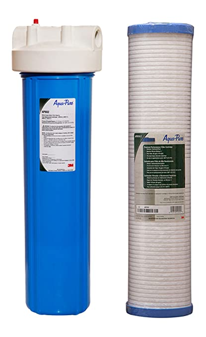 Home Water Filter >> 3m Home Water Filtration Ias802f Whole House Sediment Filtration System Large Upto 170 Lpm