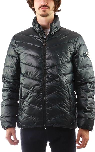 Abajo chaqueta EA7 Emporio Armani 6XPB08 de la Marina de 1578: Amazon.es: Ropa y accesorios