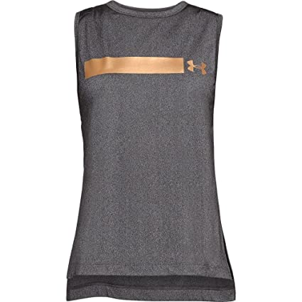 6964559a17 Amazon.com: Under Armour Women's Perpetual Muscle Tank: Sports ...