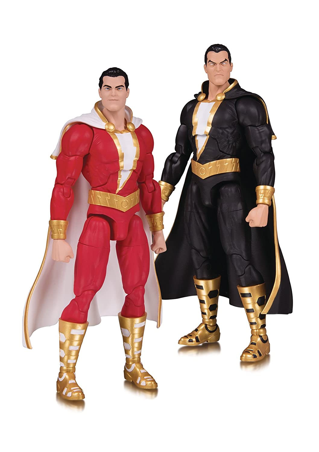 DC Collectibles Essential: Shazam & Black Adam Action Figure