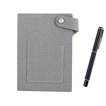 Agenda Bullet Journal Intime Relié B6 Cahier Papier Epais ...