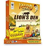 Kaadoo Lion's Den Western India Edition Board Game, Multi Color