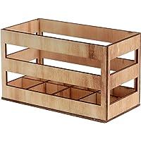 Santex 5699–43, soporte 8Probeta caja de madera 11cm