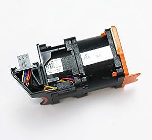 FOR DELL 14VG6 Genuine OEM Dell PowerEdge Rack Server Hot Swap CPU Cooling Fan PowerEdge R620 R320 Servers CPU Cooling DC12V 22.51CFM DEI 14VG6-A01 GFC0412DS F1YN7