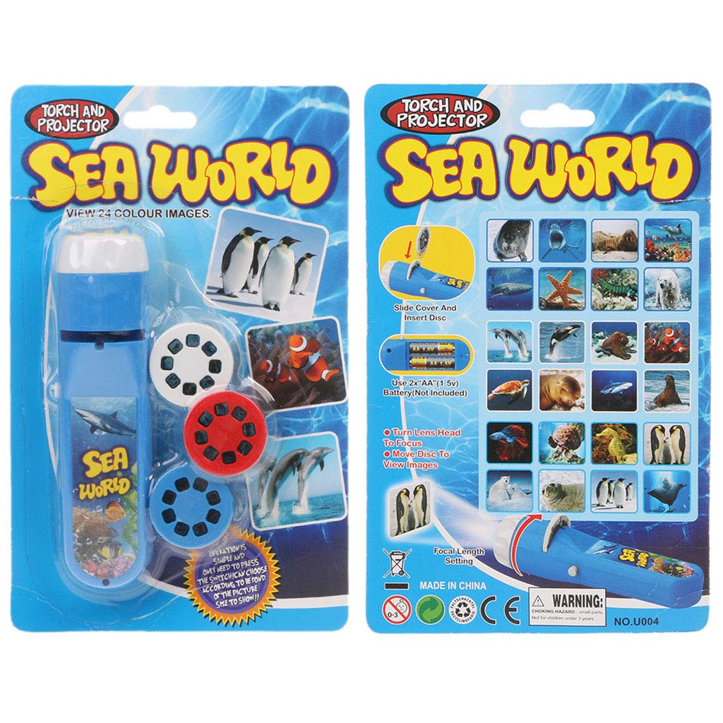 Vivianu Nuevo Dinosaurio Sea Projector,Seguro Ecológico ABS Kids ...