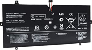 VUOHOEG L14L4P24 Laptop Battery Replacement for Lenovo Yoga 900 900-13ISK, Yoga 4 Pro Ultrabook (7.6V 66WH)