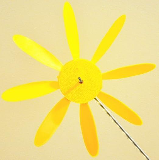 Principios de flores spinning Daisy, 8 cm de diámetro, 12 Pack, o ...